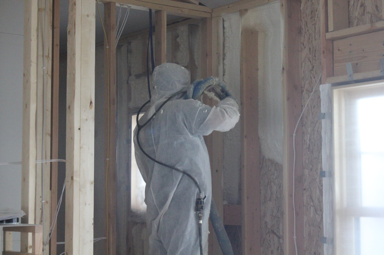 Minnesota Spray Foam Insulation Performance Foam Insulation